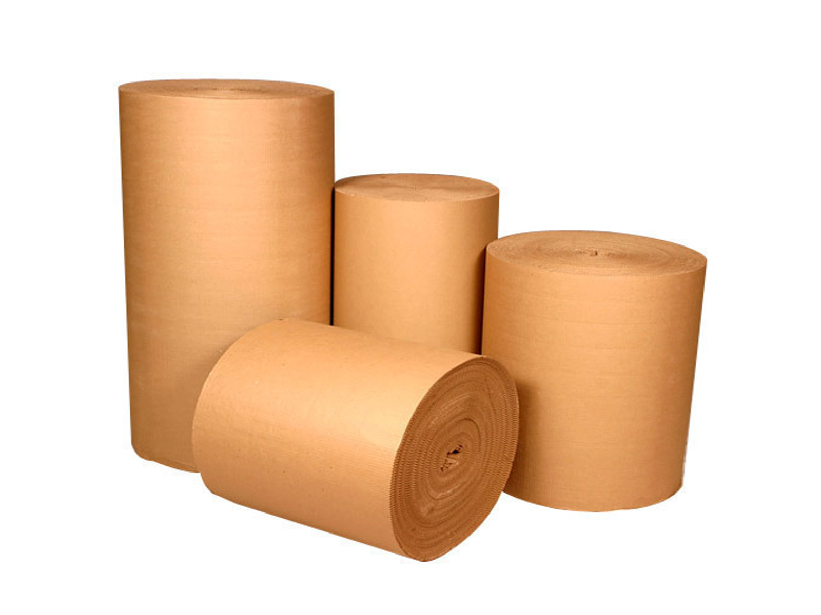 "CR 6"" 250' CORRUGATED ROLL SINGLE FACE - A FLUTE"
